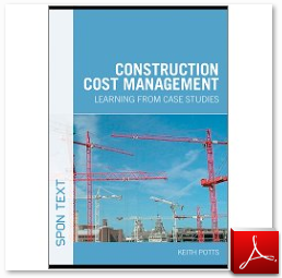 کتاب Construction Cost Management ، نوشته Keith Potts