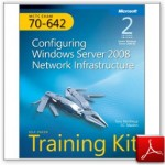 کتاب Exam 70-642: Configuring Windows Server 2008 Network Infrastructure