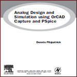 کتاب Analog Design and Simulation using OrCAD Capture and PSpice