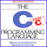 کتاب The C Programming Language ، نوشته Kernighan و Ritchie
