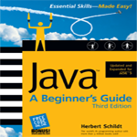 کتاب Java: A Beginner's Guide ، نوشته Herbert Schildt ، ویرایش سوّم