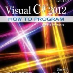 کتاب Visual C# 2012 How to Program ، ویرایش پنجم