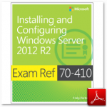 کتاب Exam Ref 70-410: Installing and Configuring Windows Server 2012 R2