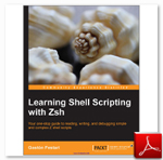 کتاب Learning Shell Scripting with Zsh ، نوشته Gaston Festari