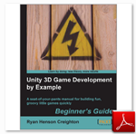 کتاب Unity 3D Game Development by Example ، نوشته Ryan Henson Creighton