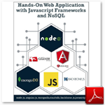 کتاب Hands-On Web Application with Javascript Frameworks and NoSQL