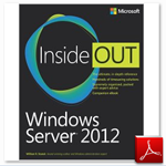 کتاب Windows Server 2012 Inside Out ، نوشته William Stanek